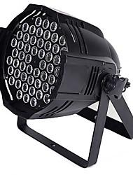 Reallink ® RGB LED Par 54 DMX512 Light Stage Par-Licht, Bar KTV Licht, Disco-DJ, Hochzeits-Business-Licht-Lampe