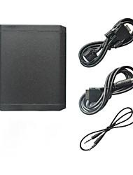 3.5mm SD USB Aux In y el adaptador Bluetooth opcional Reproductor de MP3 del coche para Ford 4050RDS 4500 4600CDR 5000RDS 5000RDS EON
