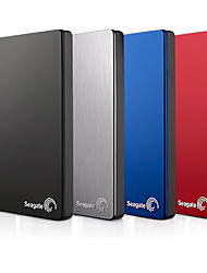 """sauvegarde seagate plus 2,5 """"2tb usb 3.0 disque dur externe portable (couleur assortie)"""