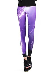 Women's Pants , Polyester Casual ROMWE