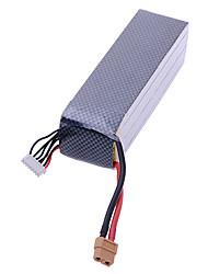 11,1 5500mAh 40c Li-Po батарея (XT60 Plug)