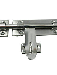 "4"" Contract Stainless Steel With Lock Door Bolt"