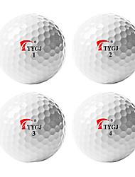 1 PC Bolas de golfe de três peças-Ball