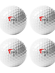 1 Pc Golfbälle Three-Piece-Ball