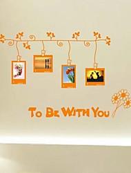 Botânico Com Você em Juntos O Photo Wall Stickers