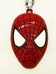 Spider-Man Superhero Mask Halsband van het Symbool Movie Cosplay Accessoires