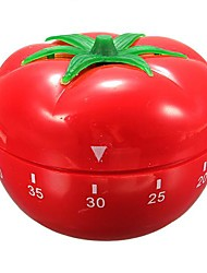 60 min Tomato Shaped Mechanical Kitchen Timer Cooking Count Down