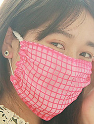 Lace Muffle Mask Ultraviolet Proof