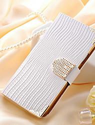 Сияющий кристалл кошелек Bling кожаный чехол для Samsung Galaxy S3 i9300