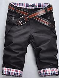 tizeland мужские середине проверка длины случайные штаны