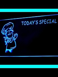 Special de hoje Sign Propaganda LED Light
