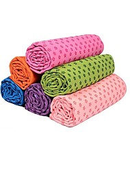 Balance Body Slip Resistant Yoga Mat Towels