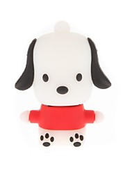 ZP Cartoon Dog Character USB Flash Drive 32GB