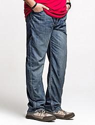 big size Jeans Herren-für Männer von ™ h-united klassische Jeans