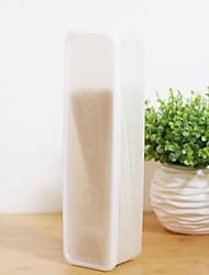 Rectangle en forme de nouilles Pour Boîte de rangement en plastique (1pcs)