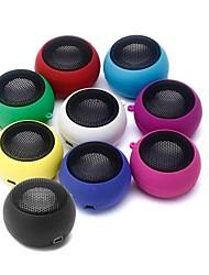 USD 5,95 € - HB-68 Tragbare Mini Lautsprecher Kugel (verschiedene Farben)