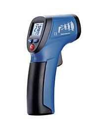 CEM DT-812 Mini termómetros infrarrojos sin contacto del termómetro del laser Digital IR Infrarrojo (-50 ℃ ~ 500 ℃)