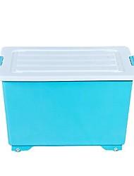 CHAHUA™ White Lids Snap On Belt Pulley Affirmative Storage Box