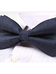Men Party/Work/Casual Bow Tie , Polyester