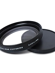 Zomei® Ultra Slim Multi-Coated AGC Optical Glass 0.45x Wide Angle Lens - 40.5mm