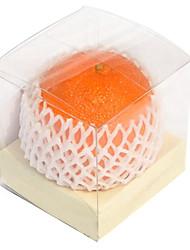 Simulate Fruit Orange Music Box