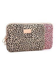 Classic Leopard Laptop Sleeve Notebook Bag Laptop Case Cover Liner Bag Shockproof 15.6 inch