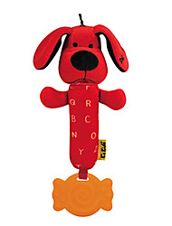 Squeaky Babies - Patrick Toy(Red)
