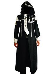 cosplay kostuum geïnspireerd door D.Gray man kanda yuu