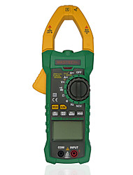 MASTECH MS2115B Clamp Meter Multimeter Voltage Current Ohm Capacitance Frequency Tester with USB