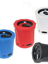 Classic Hands-free Bluetooth Wireless  Speaker Works with TF /Mp3/Mp4/ iPhone/Laptop/Tablet PC(Assorted Color)