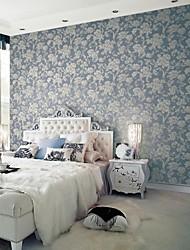 papier peint mural, classique papier peint à fleurs non-tissé