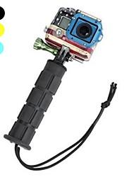 Bewegliche Silikon-Handheld Einbeinstativ Selbstauslöser mit Adapter für GoPro Hero1 / 2/3/3 +