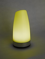 Yellow Light LED tafel lamp Oplaadbare Bar KTV bruiloft of feest Gifts licht in plaats van de kaars (AC110-240V)