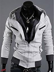Z & S Moda New Style Brasão Zip