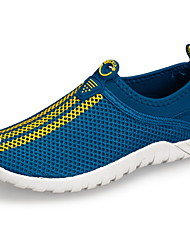 Sneakers Tendance/Mocassins ( Bleu/Rouge/Gris ) - Tulle - Confort