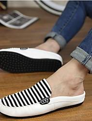 мужские плоским пятки круглые бездельники носок обуви