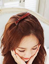 Korean Style Bowknot Hairpin Hair Accessory