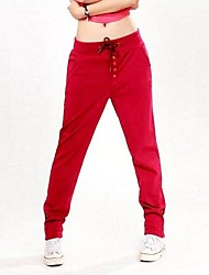 Women's Hip-Hop Yoga High Waist Pencil Stretch Trousers/ Pants