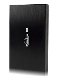 Blueendless 2,5 polegadas 640GB USB2.0 External Hard Drive