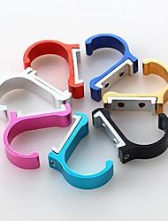 Hona® Hook Of Bath Accessory Set, Modern Colorful Anodizing Aluminum Hardware Set 10 Piece