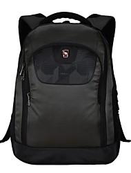 Hiking & Backpacking Pack/Rucksack / Laptop Pack Camping & Hiking / Leisure Sports / Traveling Waterproof / Laptop Packs 29 L Dark Green