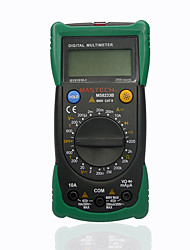 MASTECH MS8233B Digital Multimeter DMM + Non-contact AC Voltage Detector Tester with Backlight