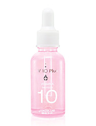 v10 vitamina A 10 ml de soro
