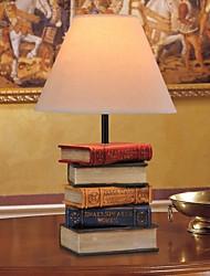 HOSHINE® Book Table Lamp 1 Light Novelty Modern Resin