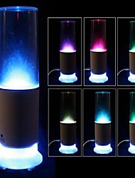 Touch Sensor LED Table lamp Wired Mini Speaker(Assorted Colors)