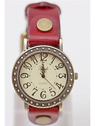 Miya 2014 Leather Vintage WatchSH-0092
