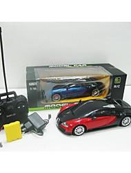 1.16 Die Simulation RC Auto mit Licht
