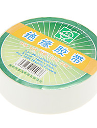 Electrical PVC Insulation Adhesive Tape - White