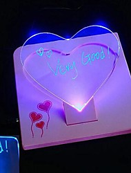 Coway Multi Functional Message Board Light-Emitting LED Light Board(Random Color, 220V)