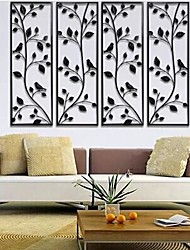 Metal Wall Art Wall Decor Beauty In Naturalness Wall Decor  Set Of 2